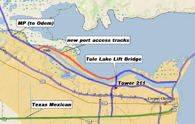 txrrhistorycom Interlocking Tower 211 Corpus Christi Texas